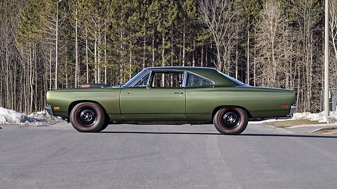 1969 Plymouth Road Runner offered for auction #1828512 | Hemmings Motor News