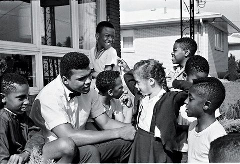 Muhammad Ali Meets His Wife - NYTimes.com THIS IS BEAUTIFUL!