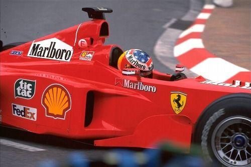 Michael Schumacher, Ferrari F399, 1999 Monaco Grand Prix