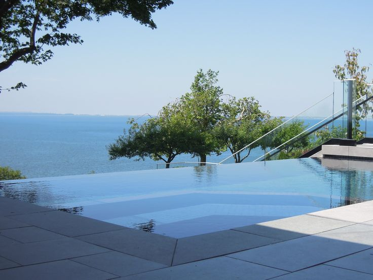 36 best alka pool infinity pools images on pinterest for Pool design vancouver