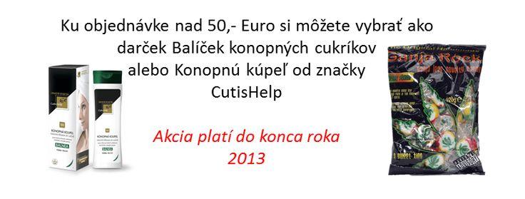 Akcia Balnea Cukríky k objednavke