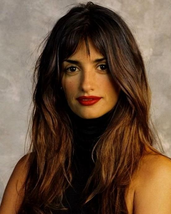 Penelope Cruz, the man in me. Does this really Look like the WoMAN of the year?