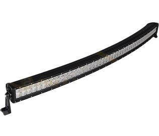 "50"" Curved LED Truck Light Bars with the New Brighter & Longer Lasting  CREE LED's! Lowest Prices online on all Pro Series LED OffRoad Light Bars  On Sale available in all sizes. Fast Free Shipping within the USA. From the  Standard 50"" LED Light Bar & we even offer the New 50"" Curved LED Light  Bars check em out only at OffRoadUpgrades.com."