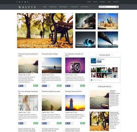 _CTPG_: Template Blogspot - Altis - Responsive