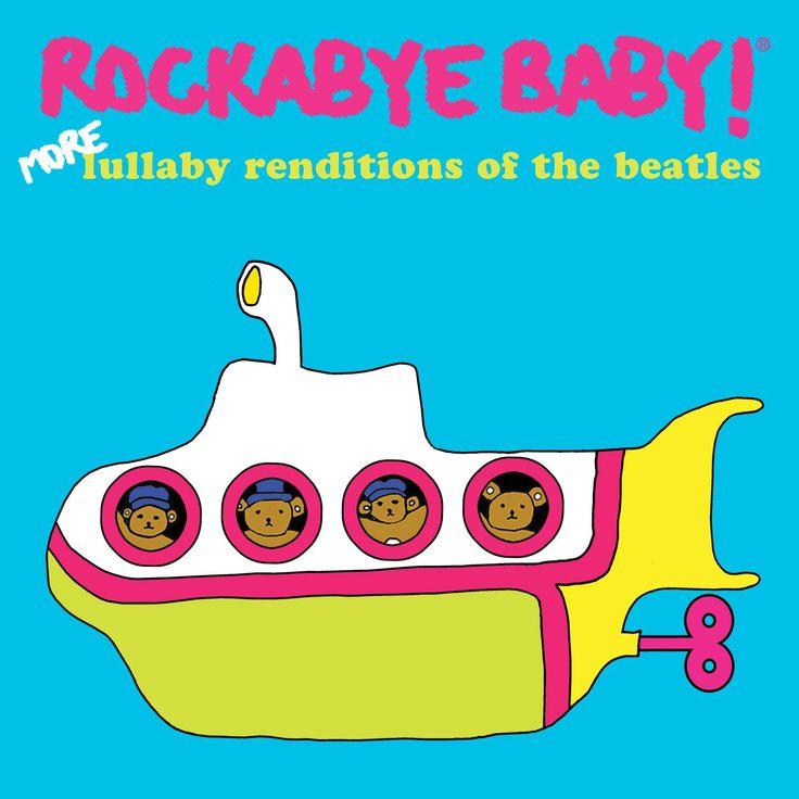 Encore plus de Beatles pour les bébés