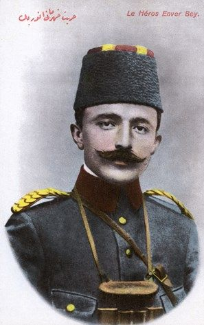 Enver Pasha was an Ottoman Turk Number of People Killed: 2,530,000