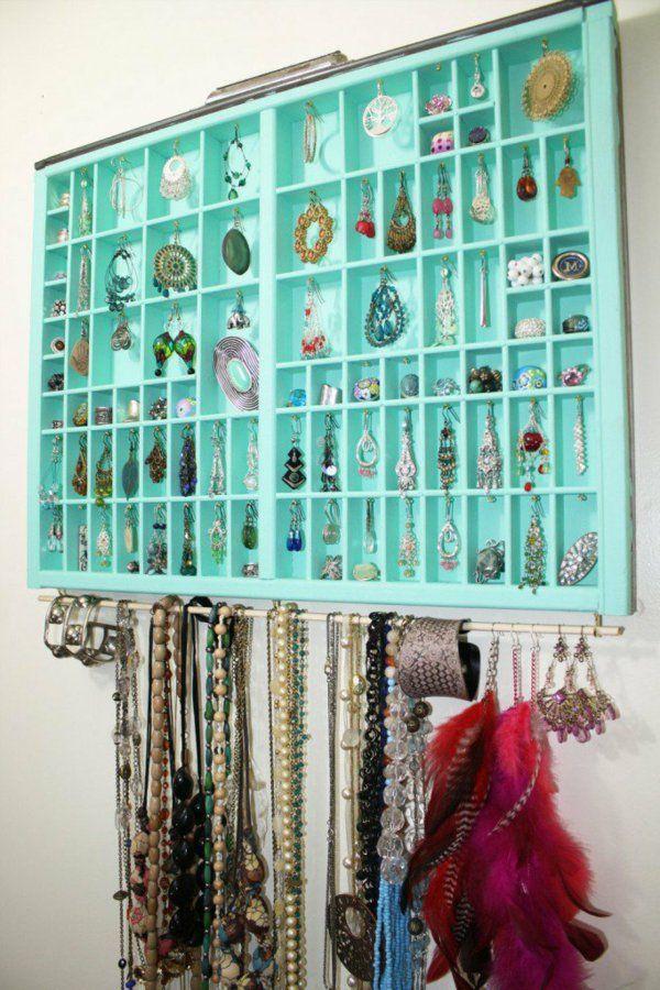 17 best ideas about porte bijoux mural on cintre de bijoux porte cl 233 mural and deco