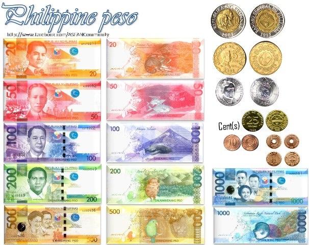 had no idea we still had 1 centavo coins!