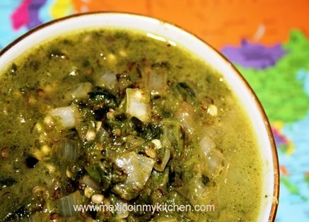 One of my sisters loves spicy foods and when she visits our mother she will cook this spicy serrano peppers salsa for all my brothers. This serrano salsa is very common in La Huasteca Region of Veracruz and Tamaulipas, where it is used at breakfast or brunch time for Bocoles (a small corn dough patty...Read More
