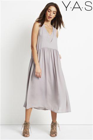 Цельнокройное платье Y.A.S - Покупайте прямо сейчас на сайте Next: Украина