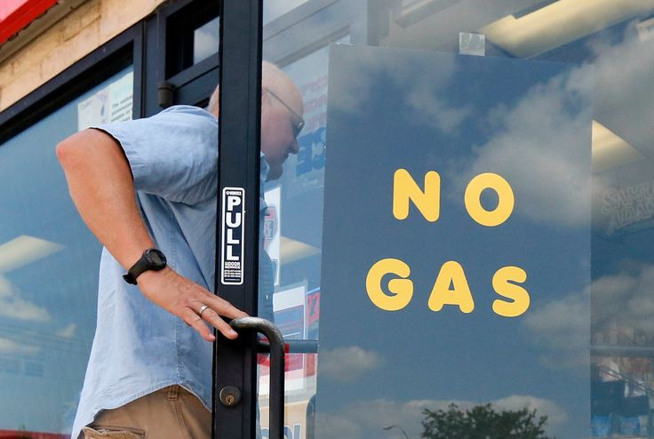 M-M-M-M-M, SMELLS LIKE 1973... Gas prices surge higher as drivers rush to fill their tanks