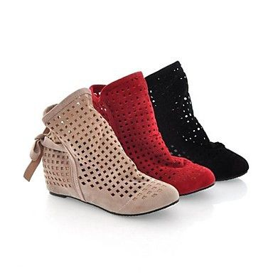 Womens Verona™ Flat Heel Ankle Boots ( 3 Colours )