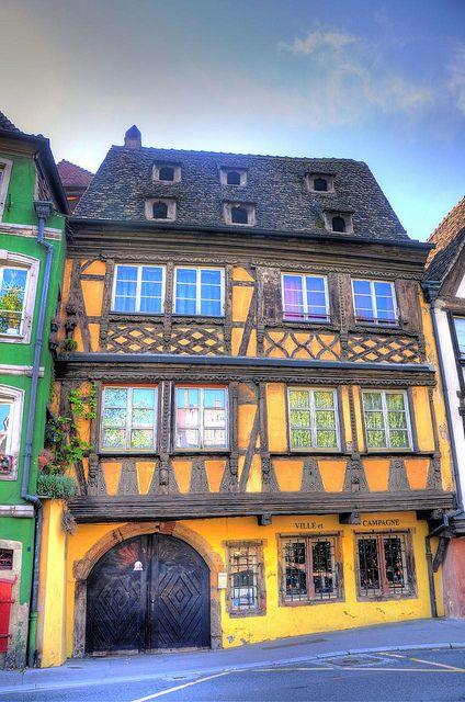 1000 images about france colmar strasbourg alsace for Strasbourg architecture