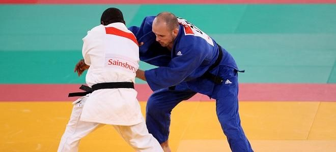 Ingram claims judo silver | Team GB