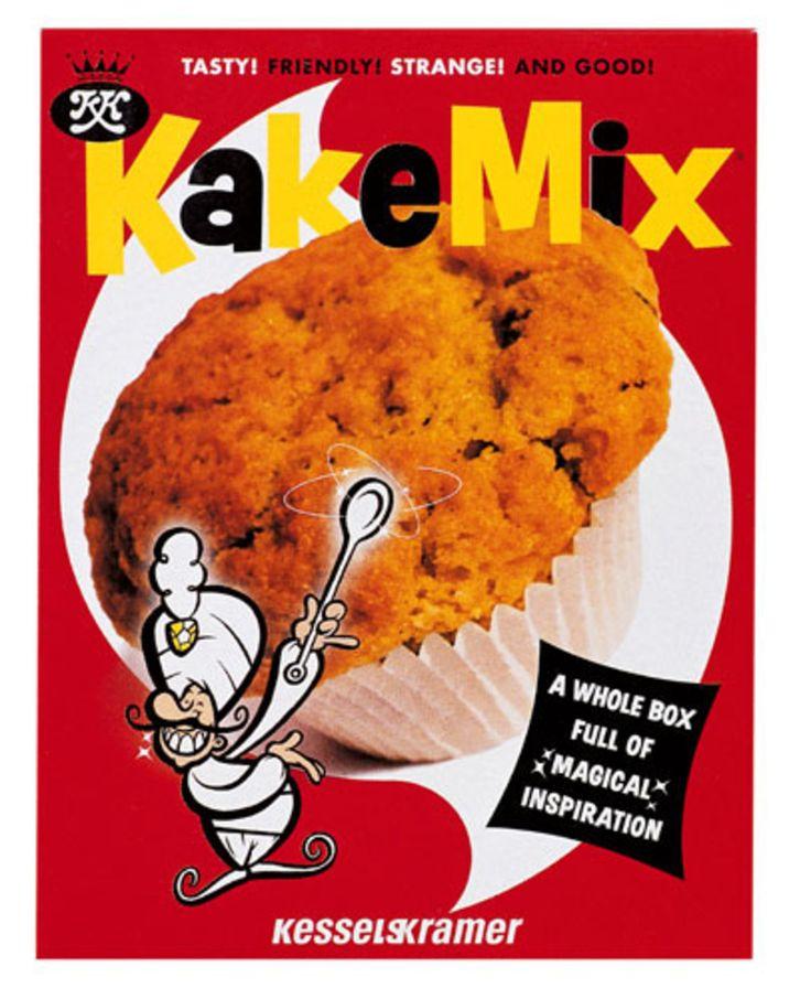 Read more: https://www.luerzersarchive.com/en/magazine/print-detail/kesselskramer-amsterdam-21132.html KesselsKramer, Amsterdam Packaging for a cake mix to promote Dutch ad Agency Kesselskramer. Tags: KesselsKramer, Amsterdam,Ben Tollett,Caroline Pay,Shamrock