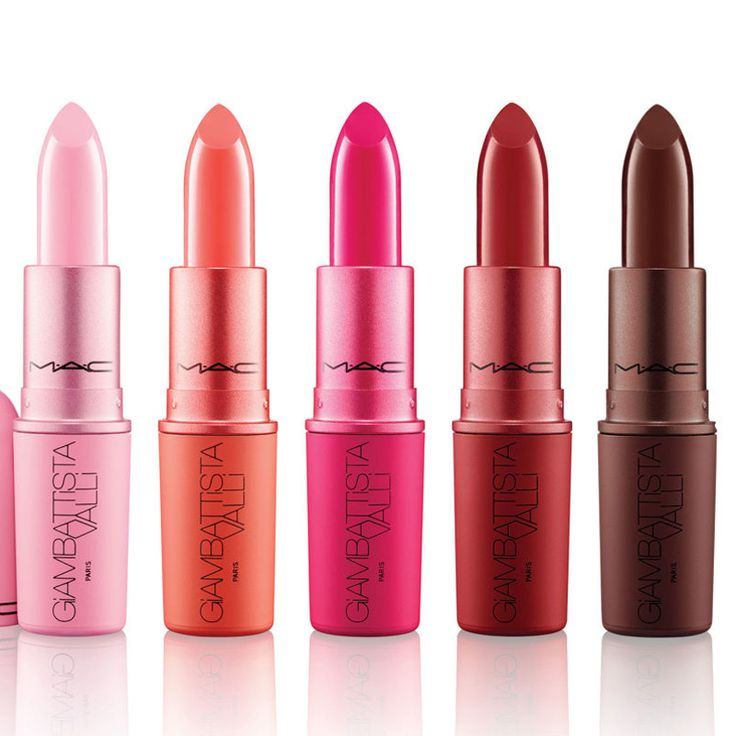 MAC announces their new collaboration with Giambattista Valli. See all the beauty must-haves here: