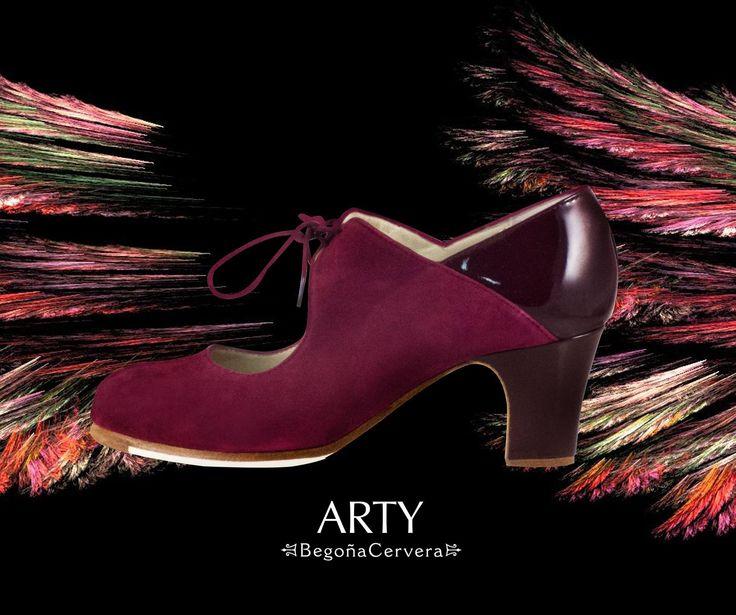 https://www.tamaraflamenco.com/es/zapatos-de-flamenco-profesionales-4  Zapato de flamenco profesional Begoña Cervera / flamenco shoes