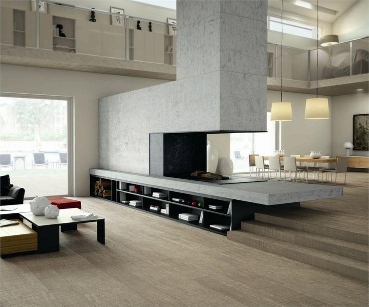 M s de 1000 ideas sobre pisos imitacion madera en - Casas con espacios abiertos ...