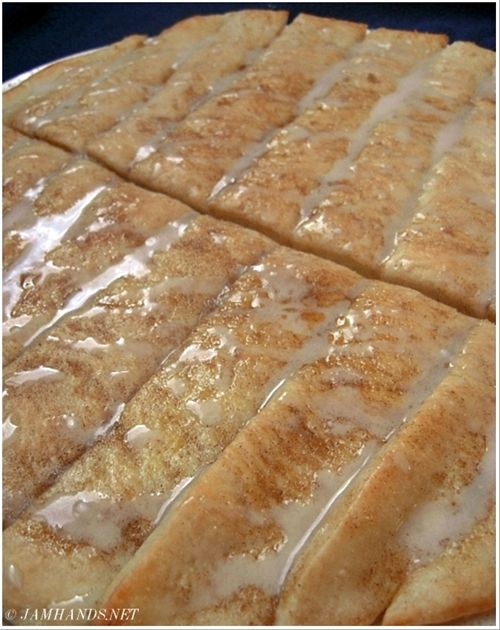 Domino's Cinna Sticks Copycat (Cinnamon Breadsticks)