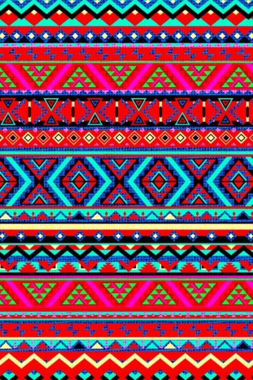 Colores Fuertes Wallflower In 2019 Tribal Wallpaper Wallpaper