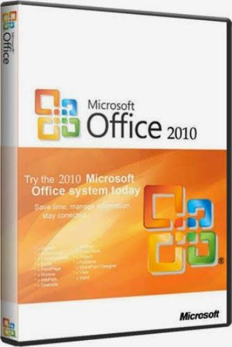 Microsoft Office 2010 Cover Logo by http://jembersantri.blogspot.com