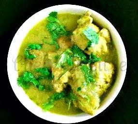 Assam Chicken Curry, Assamese Cuisine, Assamese Recipes