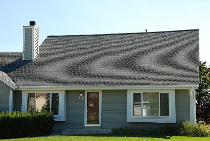 Best Gaf Hd Pewter Grey With Images Roof Shingles Roof 400 x 300
