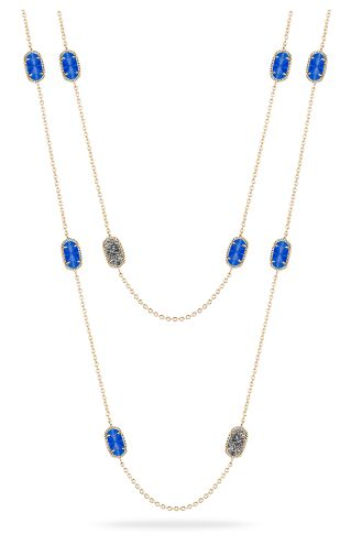 Kellie Long Necklace - Customizable at the Color Bar™ by Kendra Scott.