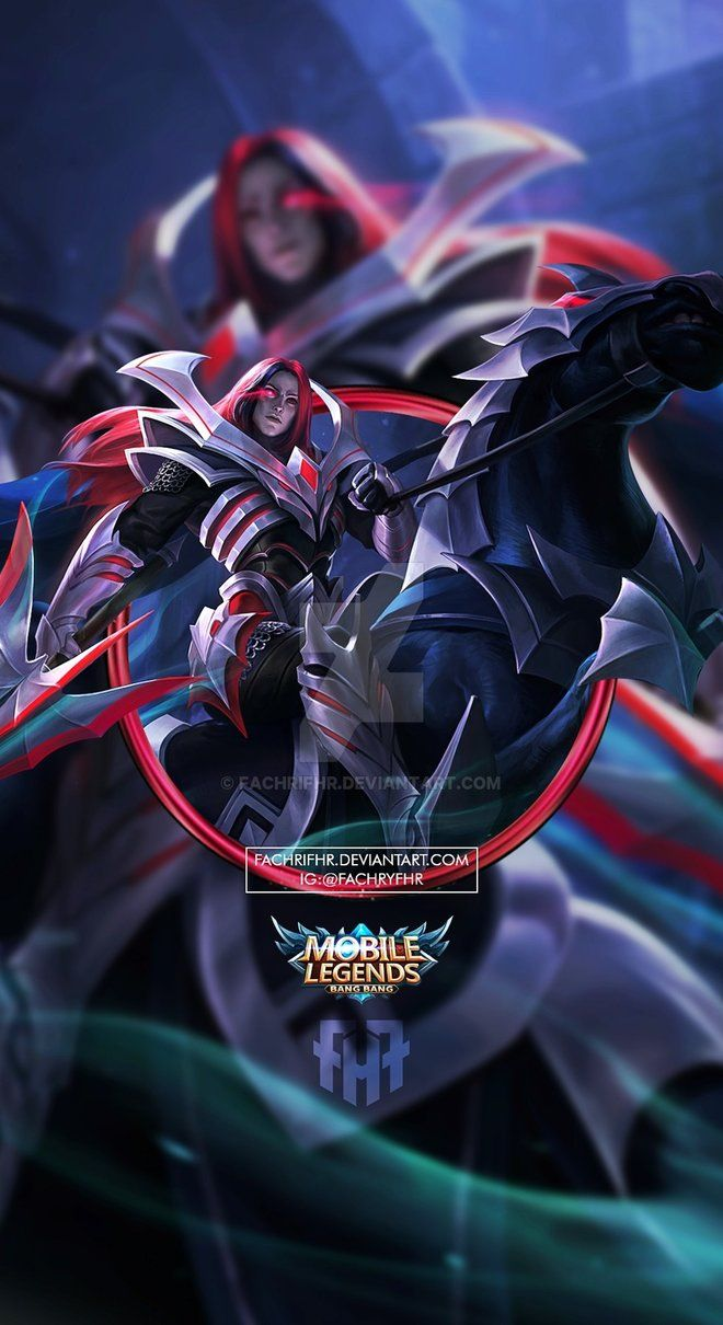 Wallpaper Phone Leomord Phantom Knight By Fachrifhr With Images