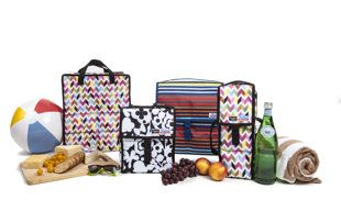 PackIt - back by popular demand and featuring brand new styles including the Grocery Cooler.