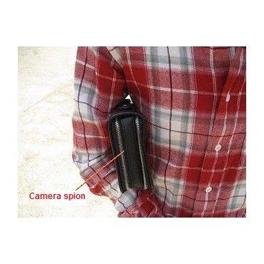 Borseta cu camera video de inalta rezolutie si telecomanda la iUni.ro. Gaseste aici detalii despre Borseta cu camera video si telecomanda!