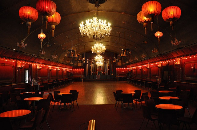The Rivoli Ballroom - One of the few remaining ballrooms in the UK - Brockely Road, London, SE42BY