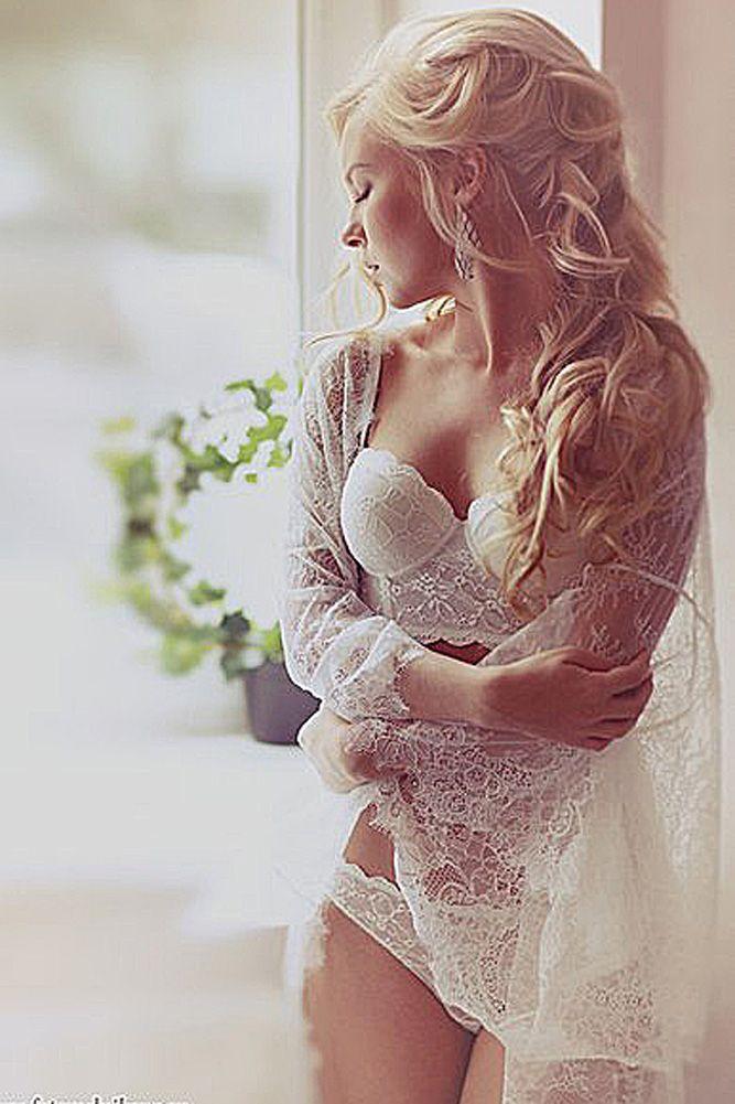 18 Breathtaking Wedding Lingerie ❤ See more: http://www.weddingforward.com/wedding-lingerie/ #weddings #lingerie