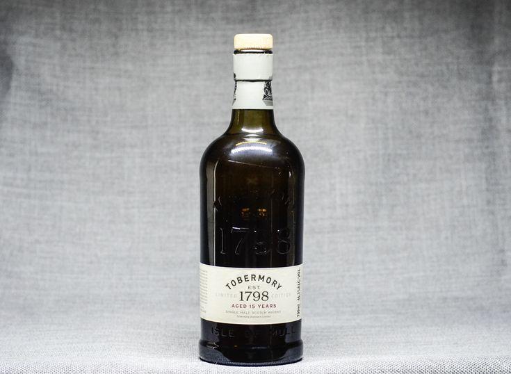 - Lollie Bomb Tobermory 15 Single Malt Scotch Whisky Dried Fruit, Toffee, Chocolate