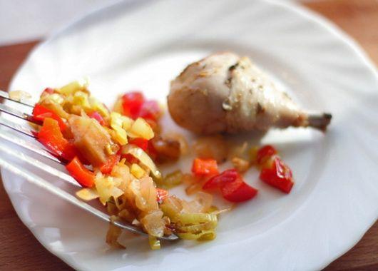 Курица на пару - Подборка новых и традиционных кулинарных рецептов