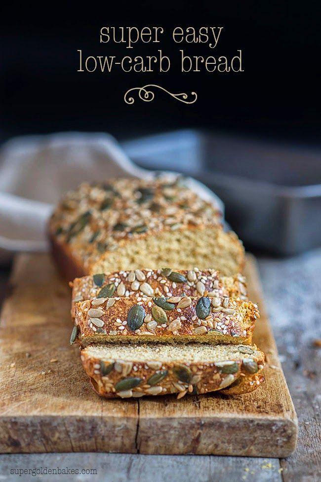 Super easy low-carb bread {Dukan bread} | Low Carb Recipes