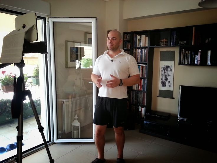 Behind the scenes stills of my upcoming video about online poker.
