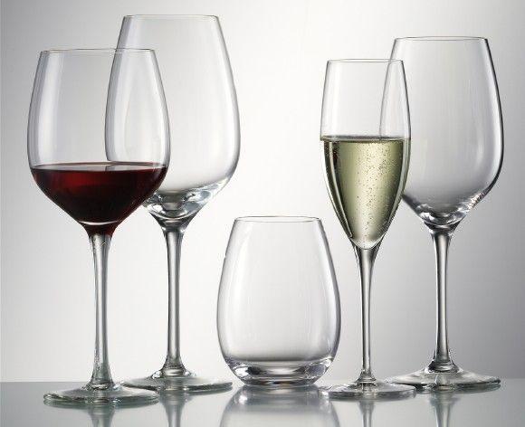Во каква чаша се служат различни видови вино?