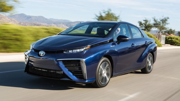 Behold the First Mainstream Hydrogen Car