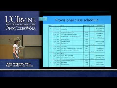 ▶ Earth System Science 1: Intro to ESS. Lecture 1. Introduction and the Scientific Method - YouTube