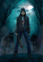 Teen Wolf - Stiles Stilinski by Eneada