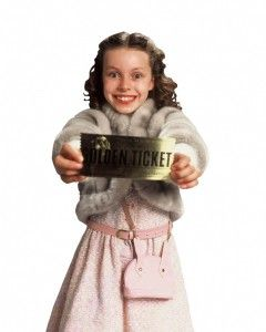 Veruca Salt, from the 2005 film adaptation of Charlie and the Chocolate factory. Is Roald Dahl's Charlie and the Chocolate Factory simply a children's story? or did Dahl use it as a platform to critique capitalism and colonialism? Follow the link attached to this image to read more, and be sure to 'like', share and leave a comment.