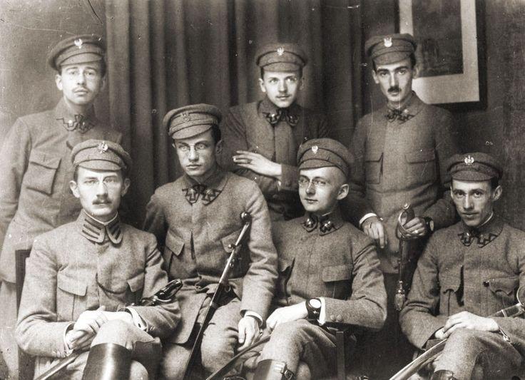 Komenda Naczelna POW (1914) - Polska Organizacja Wojskowa – Wikipedia, wolna encyklopedia