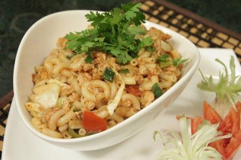 MASALA CHICKEN MACRONI Recipe | Official Masala TV Ramadan Recipes Recipes