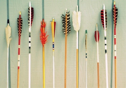 learn archeryChevron Patterns, Learning Archery, Buckets Lists, Inspiration, Colors Arrows, Hunger Games, Vintage Arrows, Things, Bucket Lists