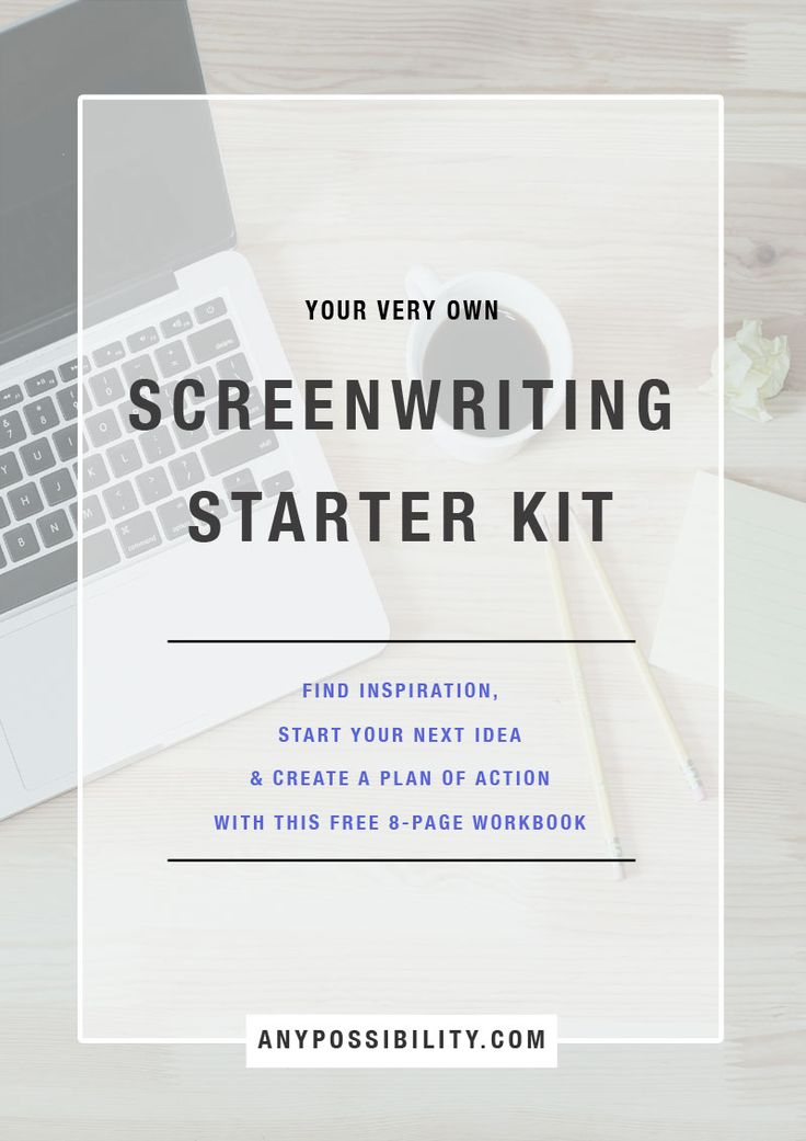 writing a screenplay A screenplay is a form of creative writing structured like a play, flowing like music, it consists of 120 pages or so of dialogue and a few sparse stage directions that will act as the creative impetus for everything that is to come.