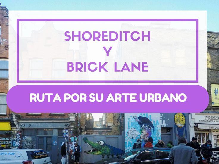 Portada Shoreditch y Brick Lane