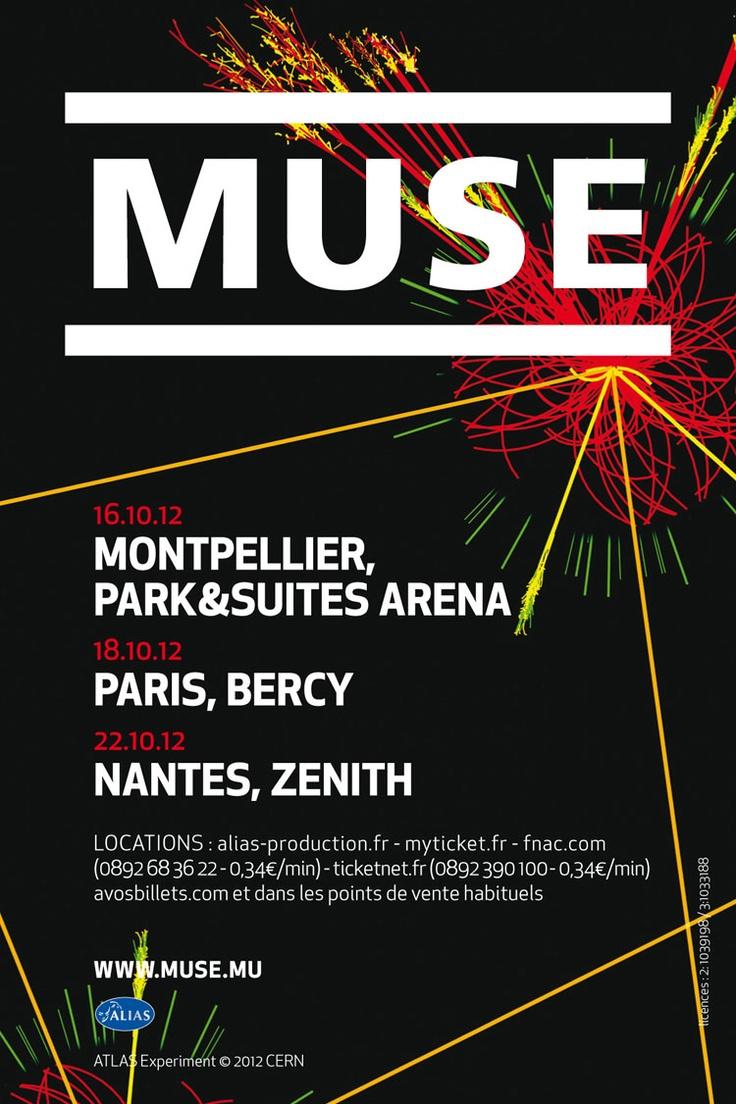 Muse - Tour 2012 (France)
