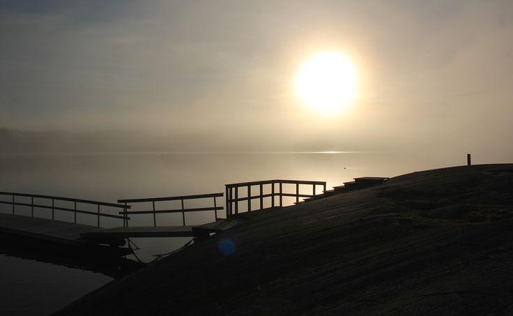 Nauvo harbour