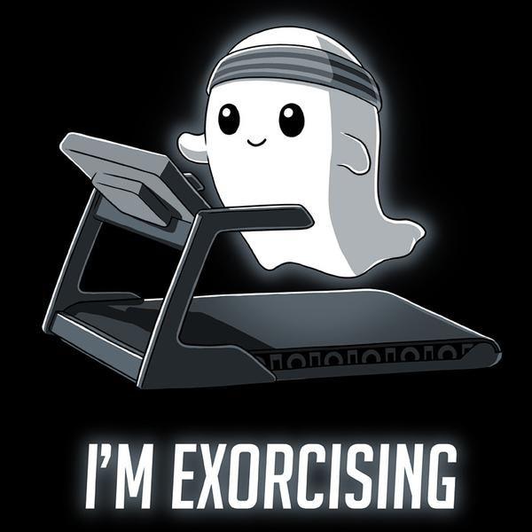 I'm Exorcising